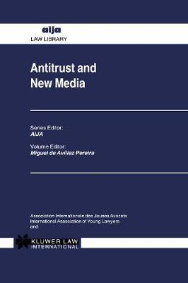 Antitrust and New Media