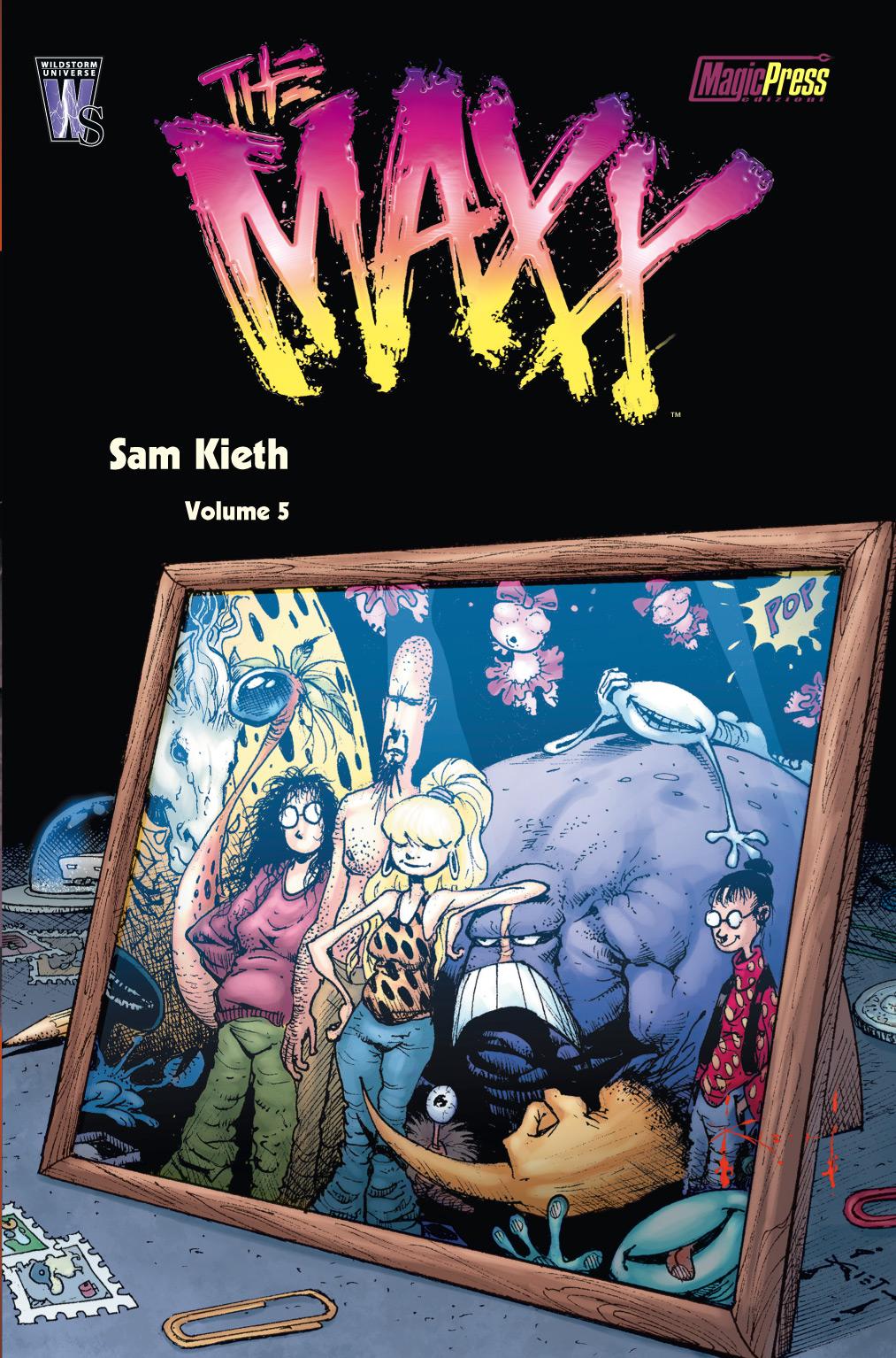 The Maxx Vol. 5
