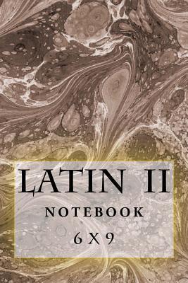 Latin II Notebook