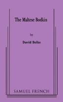 The Maltese Bodkin