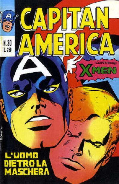Capitan America n. 30