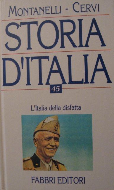 Storia d'Italia - volume 45