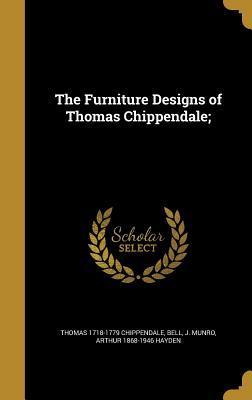 FURNITURE DESIGNS OF THOMAS CH
