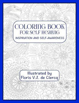 Coloring Book For Self Healing