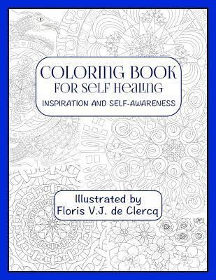 Coloring Book For Self Healing