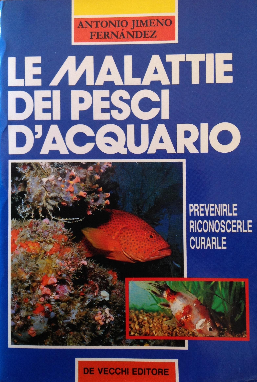 Le malattie dei pesci d'acquario