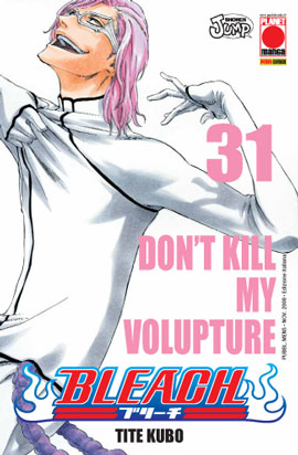 Bleach vol. 31