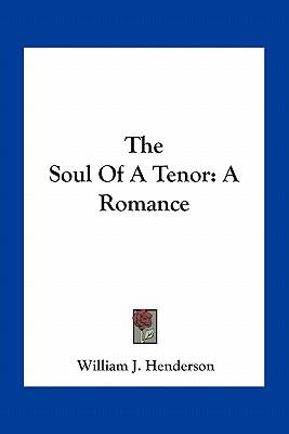 The Soul of a Tenor