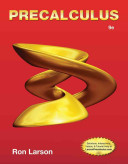 Studyguide for Precalculus by Larson, Ron, Isbn 9781133949015