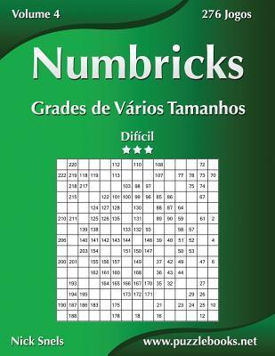 Numbricks Grades De Vários Tamanhos