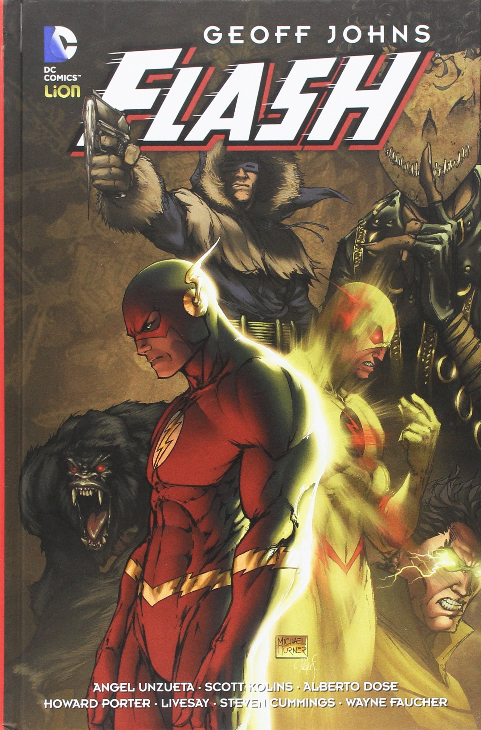 Flash di Geoff Johns...