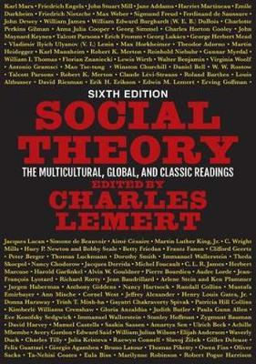 Social Theory, 6th Edition