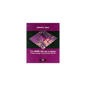 The 8086 Microprocessor