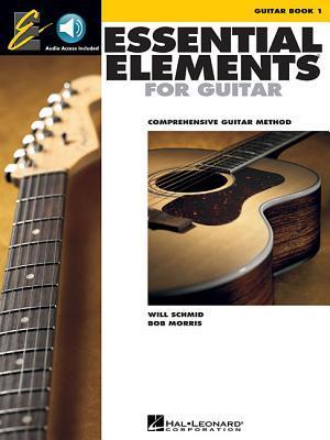 Essential Elements 2000, Guitar, Book 1