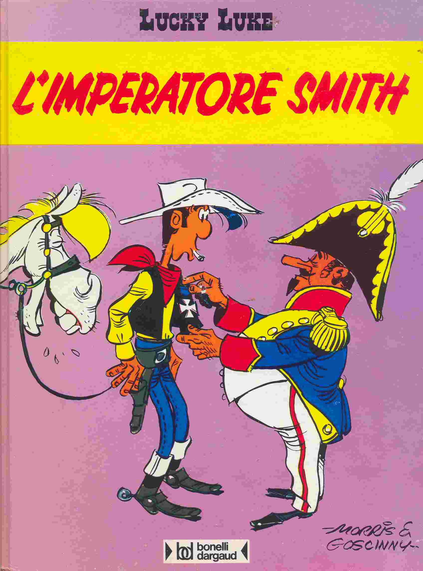 Lucky Luke - L'imperatore Smith