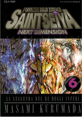 Saint Seiya Next Dimension vol. 6 (Black Edition)