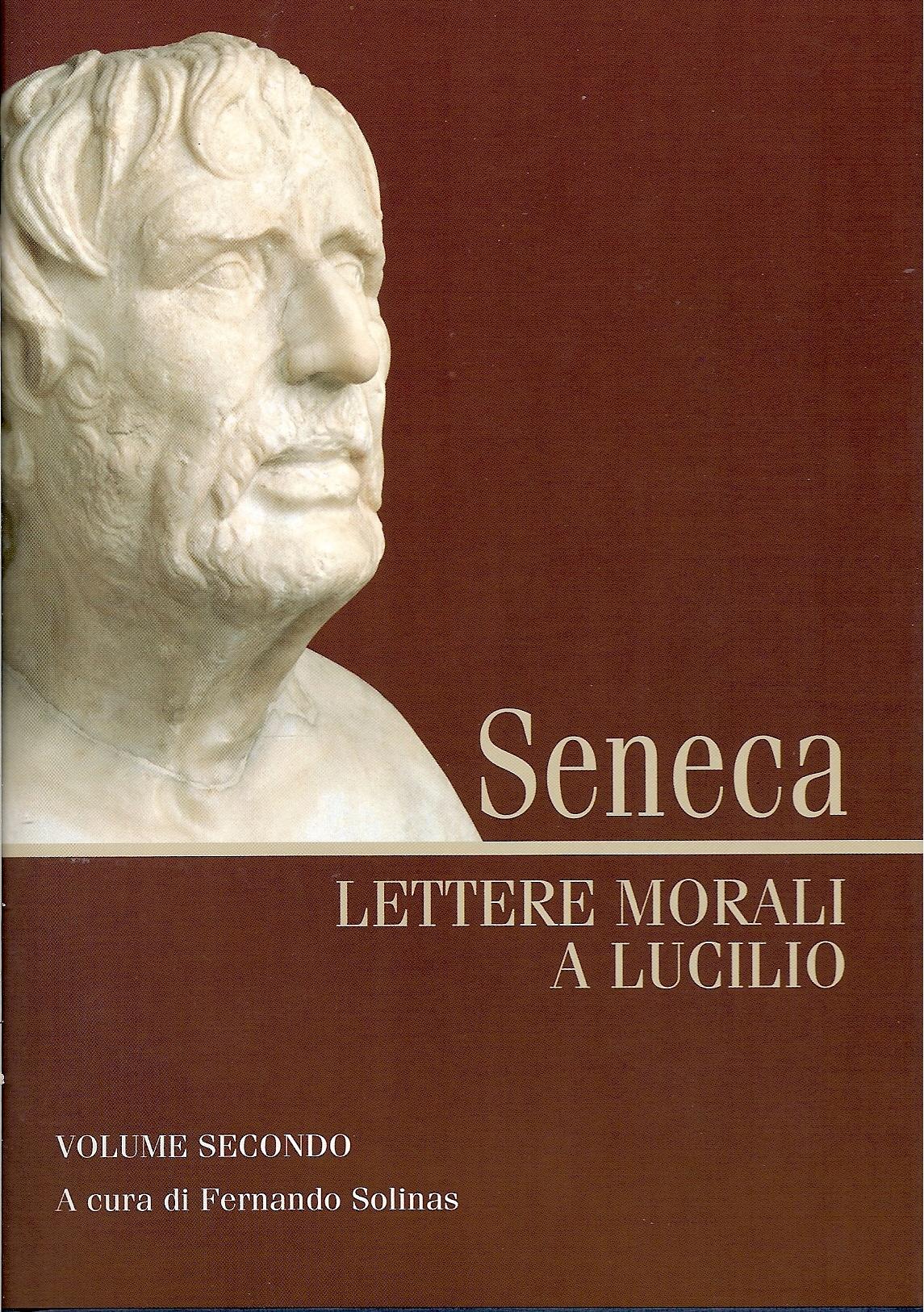 Lettere morali a Luc...
