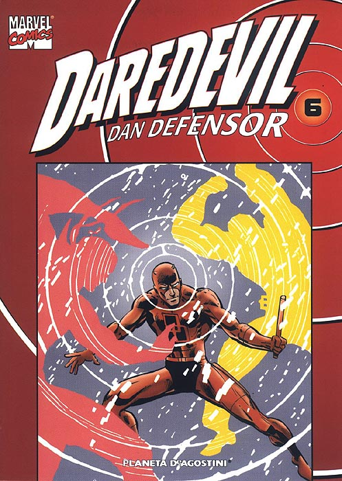 Coleccionable Daredevil/Dan Defensor Vol.1 #6 (de 25)