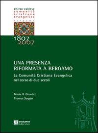 Una presenza riformata a Bergamo