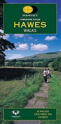Yorkshire Dales Hawes Walks (Rambling Maps)