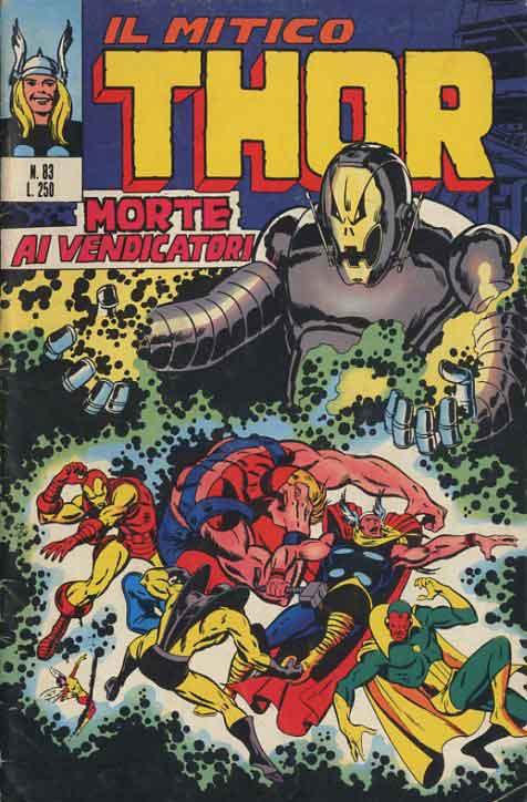 Il Mitico Thor n. 83