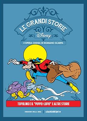 Le grandi storie Disney - L'opera omnia di Romano Scarpa vol. 33