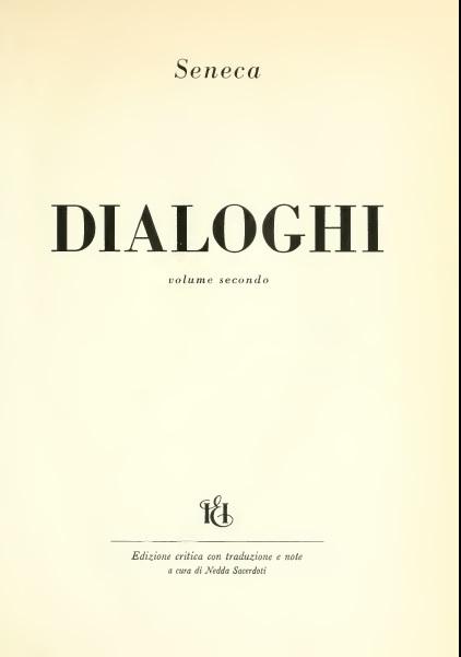 Dialoghi - volume 2