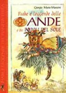 Fiabe e leggende delle Ande e dei popoli del sole