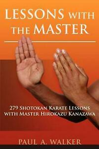 Lessons with the Master