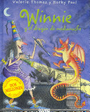 Winnie y el dragon de medinoche/ Winnie and the dragon of midnight