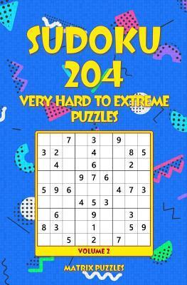 SUDOKU 204 Very Hard...