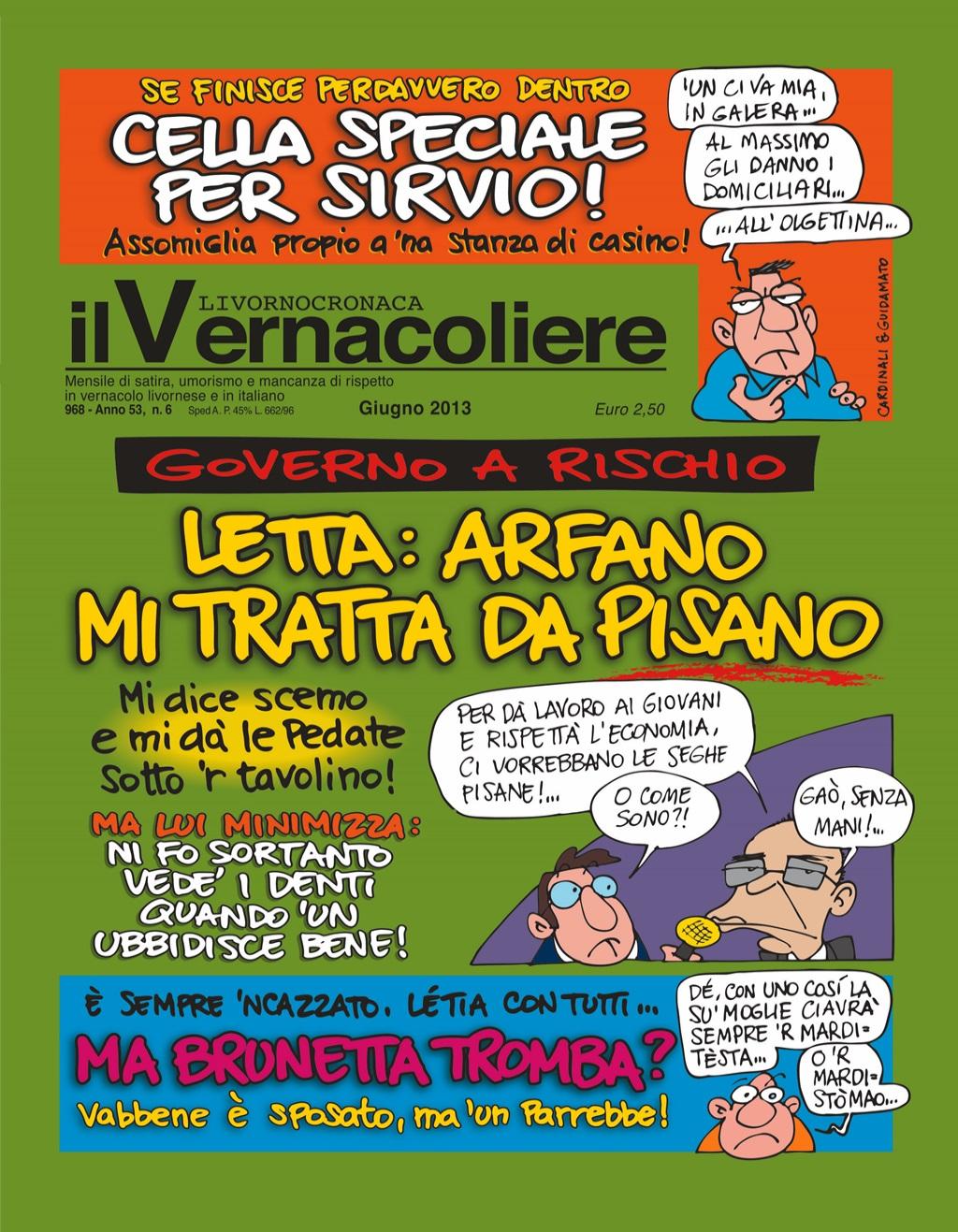 Il Vernacoliere n. 968