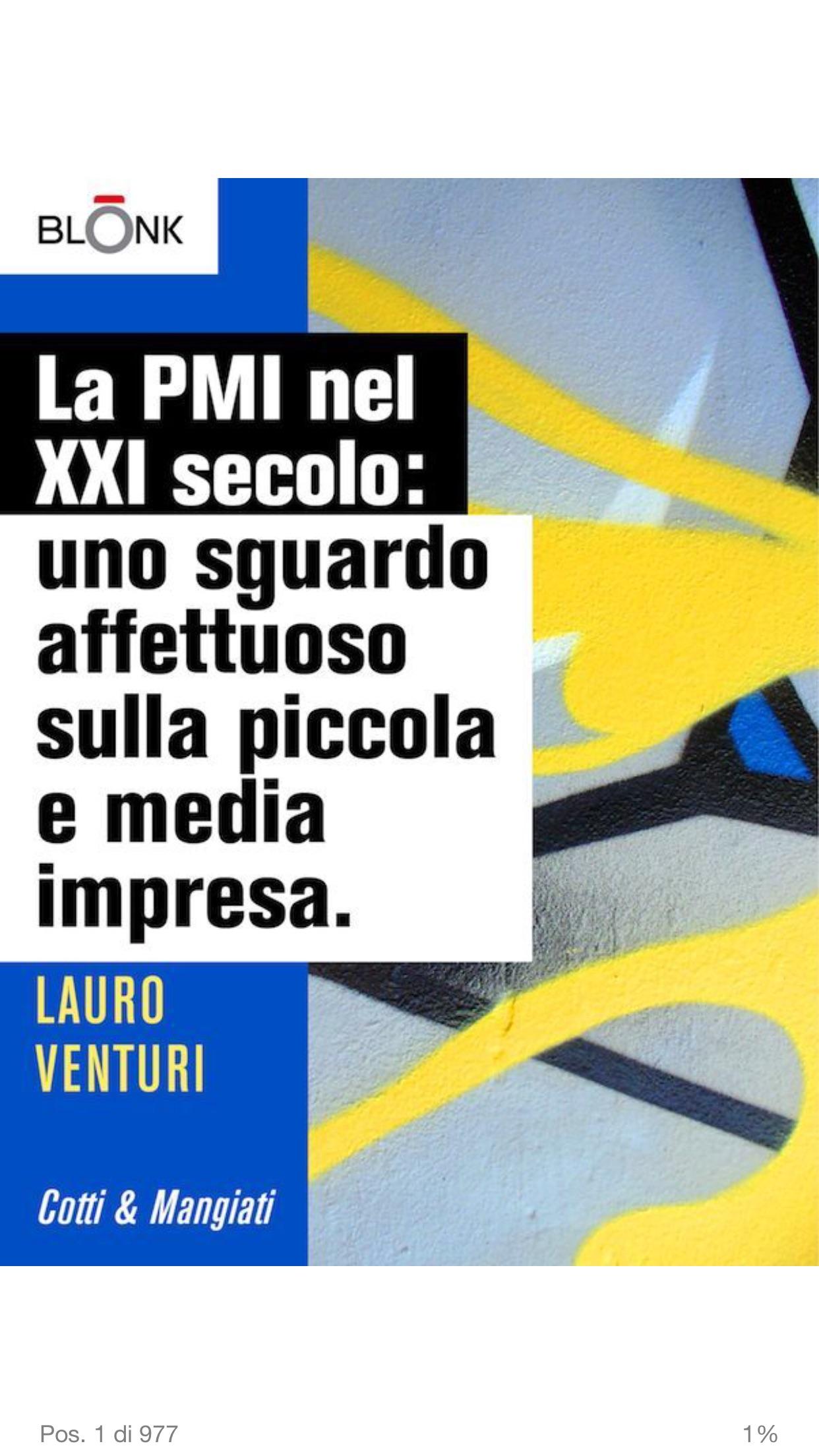 La PMI del XXI Secolo