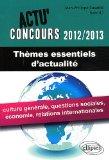 Actu' Concours 2012/...