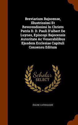 Breviarium Bajocense...