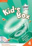 Kid's Box American English Level 4 Teacher's Resource Pack