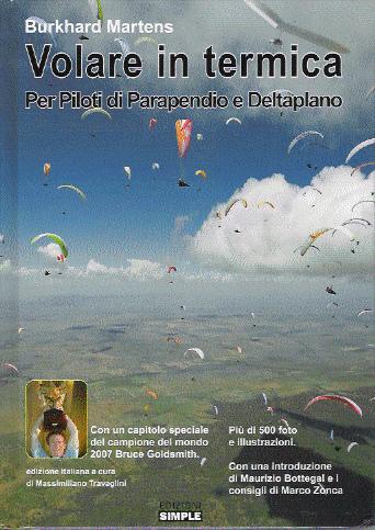 Volare in termica per piloti di parapendio e deltaplano