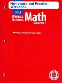 Holt Middle School Math