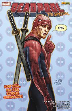 Deadpool Tri-Special