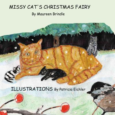 Missy Cat's Christmas Fairy