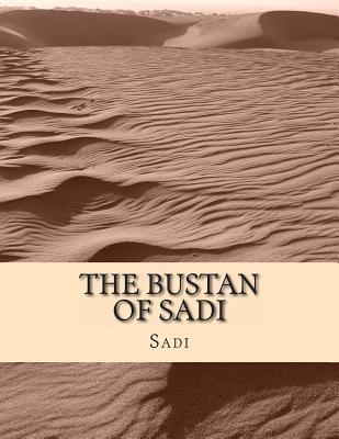 The Bustan of Sadi