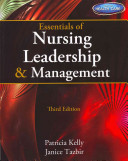 Essentials of Nursing Leadership and Management (Book Only)