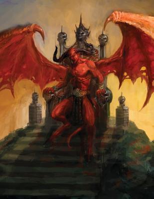 King of Demons Blank...