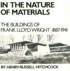 In the Nature of Materials, 1887-1941