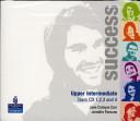 SUCCESS UPPER INTERMEDIATE CLASS - AUDIO CD