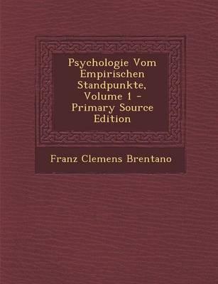Psychologie Vom Empi...