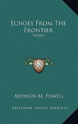 Echoes from the Frontier