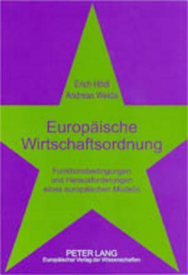 Europäische Wirtschaftsordnung