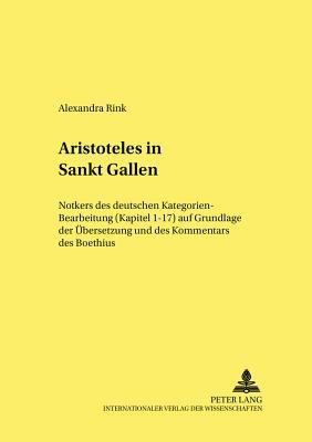 Aristoteles in Sankt Gallen