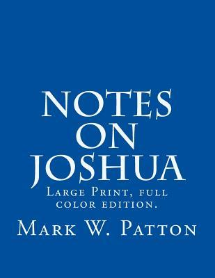 Notes on Joshua